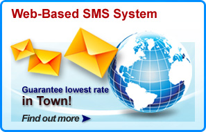 web sms solution singapore