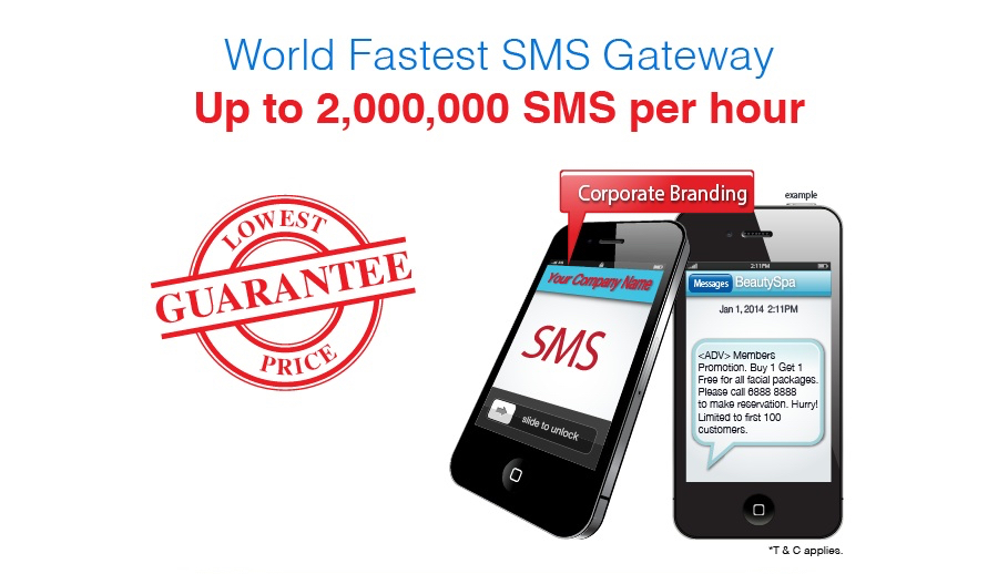 web based sms messaging singapore