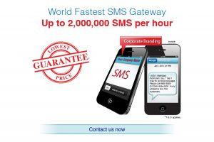 Web SMS Broadcast
